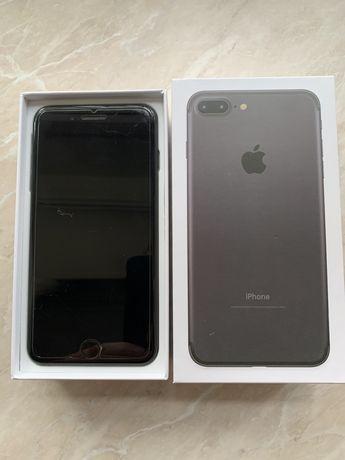 Скидка! Продам свой IPhone 7 plus 256 Gb Black