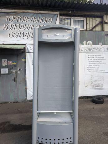 Холодильная горка Еверест 0,8 м. бу. Регал бу. Витрина холодильная бу