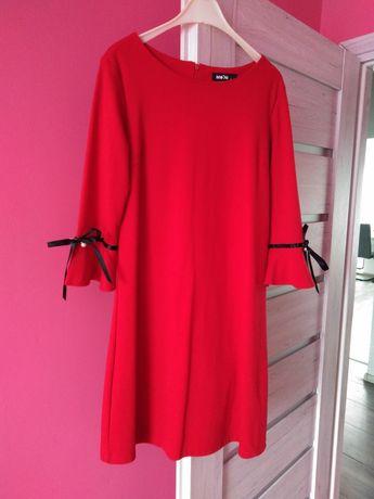 Eleganckie sukienki rozmiar L