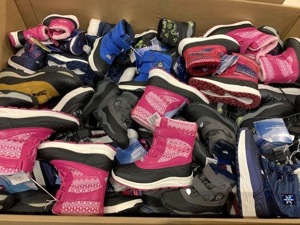 Детская обувь оптом / Одежда и обувь LIDL