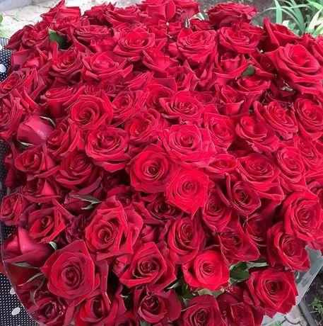 Цветы Розы(Доставка),Букет,Роза