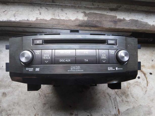 Магнитола Lexus LX570.  2009-2011
