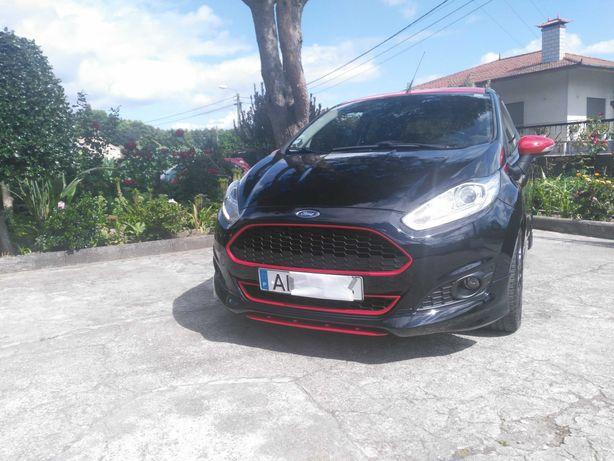 Ford Fiesta ecobost 140cv