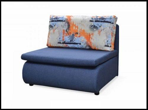 Sofa amerykanka łóżko Kubuś pojemnik na pościel kanapa rozkładana