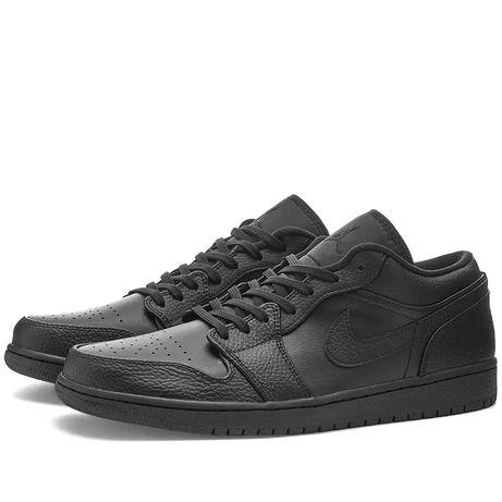 Air Jordan 1 Low Black. Original. new. 42 в наличии
