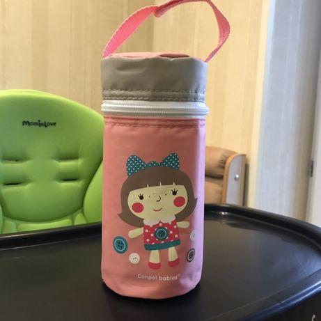 Термос для бутылочки, для каши