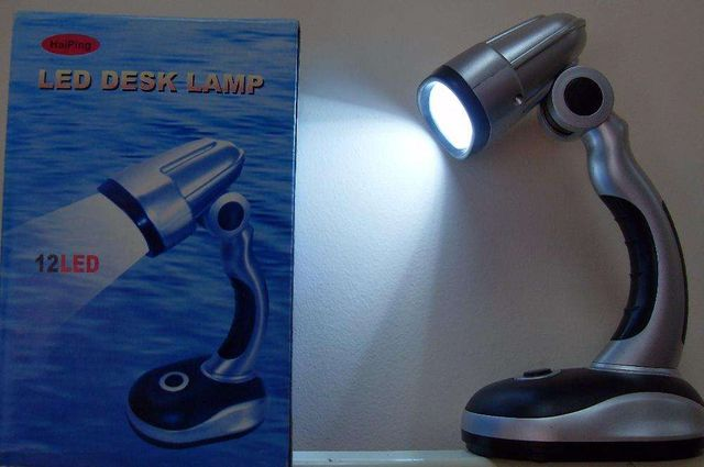 LED Lamp № 888