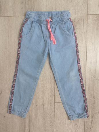 Cool Club 98 spodnie jeansy pumpy