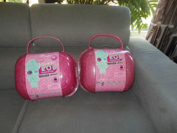 LOL - bigger surprise - walizka - oryginal od MGA
