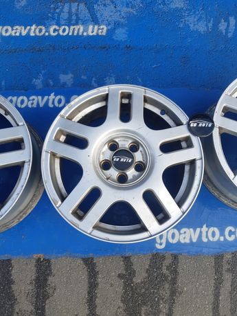 GOAUTO комплект дисков Volkswagen 5/100 r16 et42 6.5j dia57.1 в идеаль