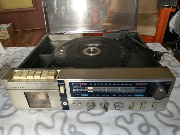 Shirasuna SILVER Japan gramofon Tuner