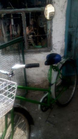 Велосипед женский б/у