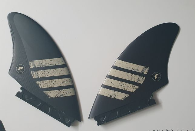 Quilhas Futures twin fin K2 Keel Alpha