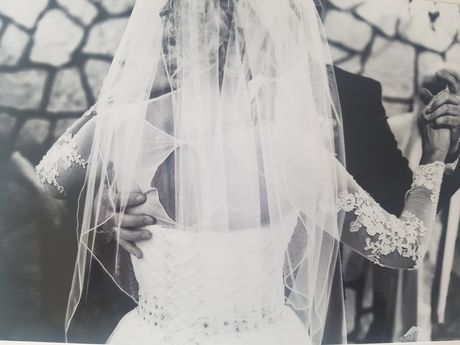 Suknia ślubna rozm. 38. Piękna!