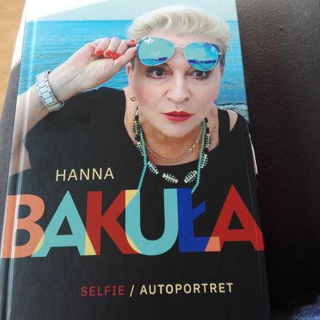 Hanna Bakuła Selfie Autoportret