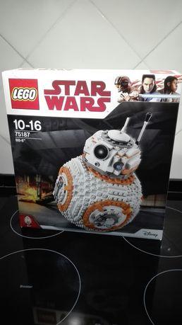 LEGO Star Wars bb8 + novo e selado de coleção