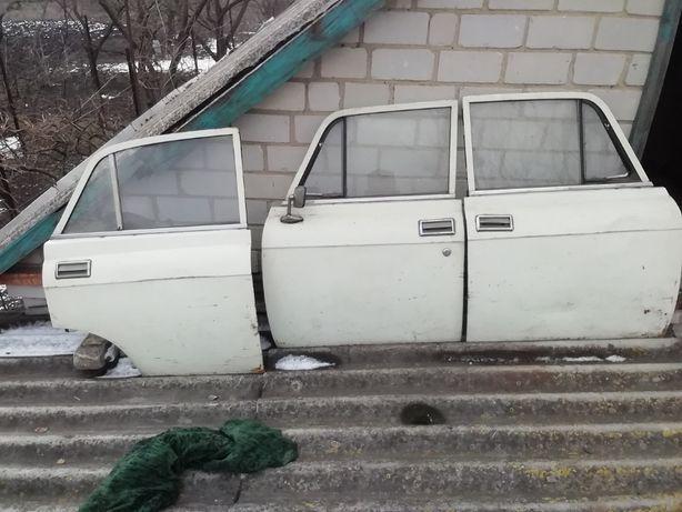 двері москвич 2140