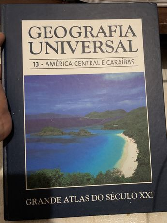 Livro geografia universal