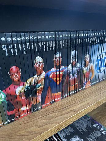 Wielka Kolekcja Komiksów DC - nowa cała kolekcja 80 tomów