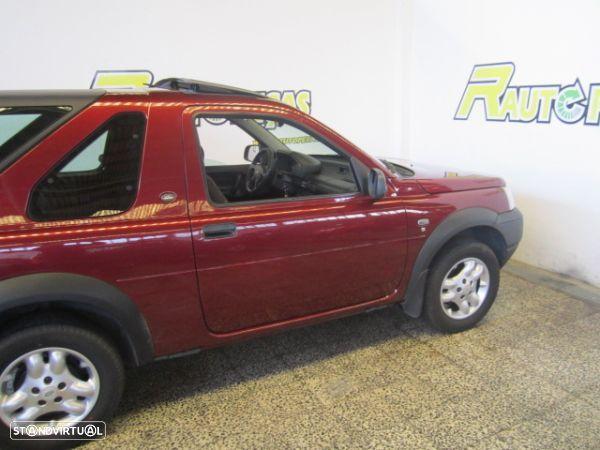 Porta Frente Direito Land Rover Freelander (L314)