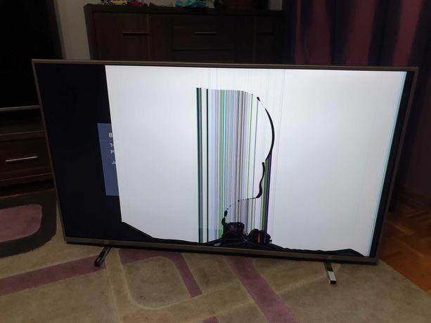 Sprzedam telewizor Philips.50PUS6754 uszkodzony