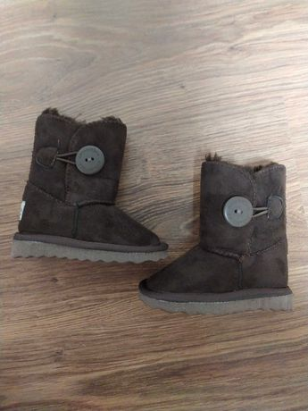 Уги antarctica boots