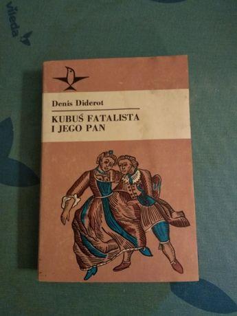 Kubuś Fatalista i jego pan D. Diderot