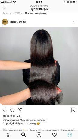 Глубокая реконструкция волос/лечение Joico с выездом