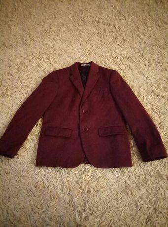 піджак для хлопчика, шкільна форма, ідеальний стан!!!