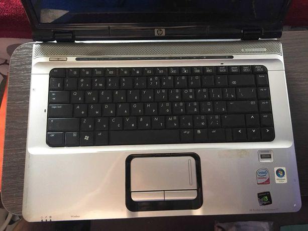 Продам ноутбук HP Pavilion dv6825er на запчасти