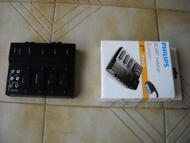 Vendo Switcher Philips