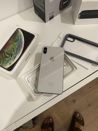 Iphone xs max branco desbloqueado