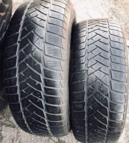Dunlop 235/65r17 2 шт зима резина  шины б/у склад