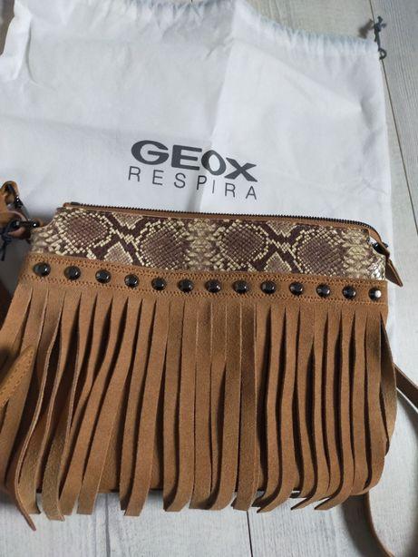 torebka firmy Geox skóra