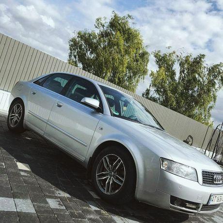 Audi a4 b6 2.0 бензин