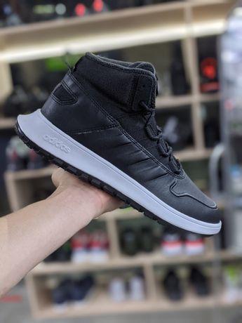 Ботинки кроссовки утепленные флисом Adidas fusion оригинал 40-46 разм
