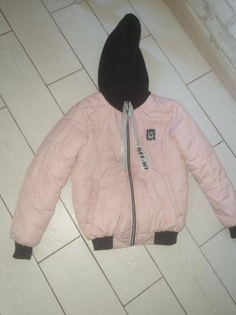 Куртка для модниц.