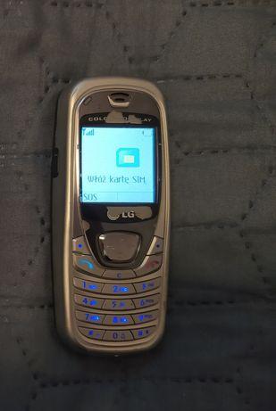 Telefon sprawny + ładowarka LG B2050
