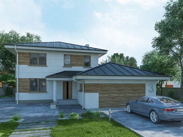 Dom w stanie surowym - świetna lokalizacja, do własnej aranżacji!