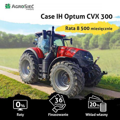 Ciągnik Case IH Optum 300 CVX