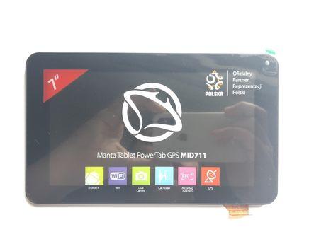 *OKAZJA!* Nowy Wyświetlacz Manta Tablet MID711 (7 cali)