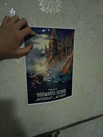 Harry Potter Poster (Novo)(Raro) (Portes incluídos)