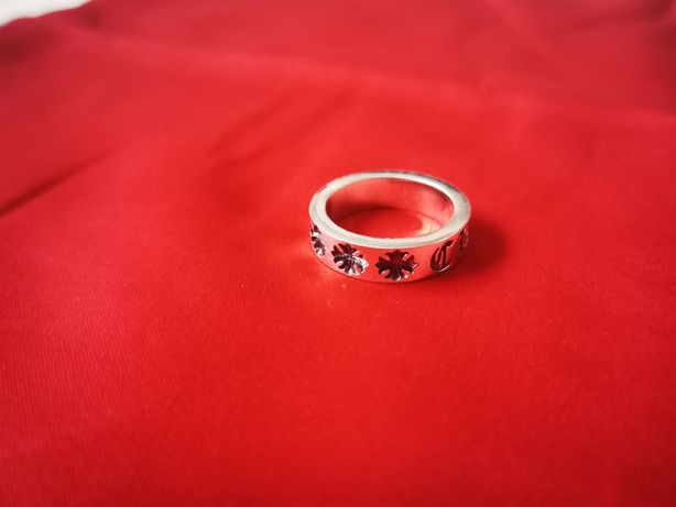 Chrome Hearts forever ring pierscionek 925