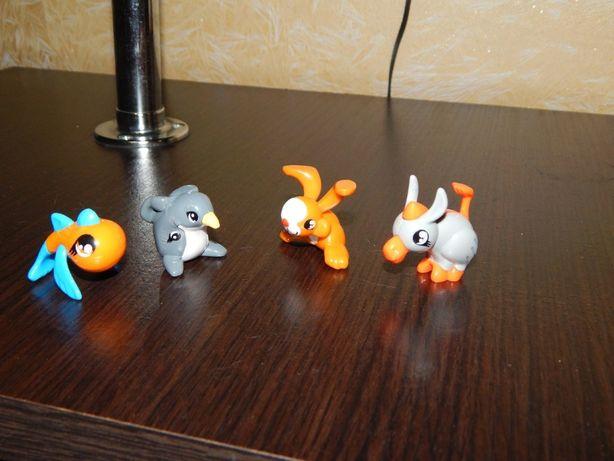 игрушки киндер сюрприз разные серии