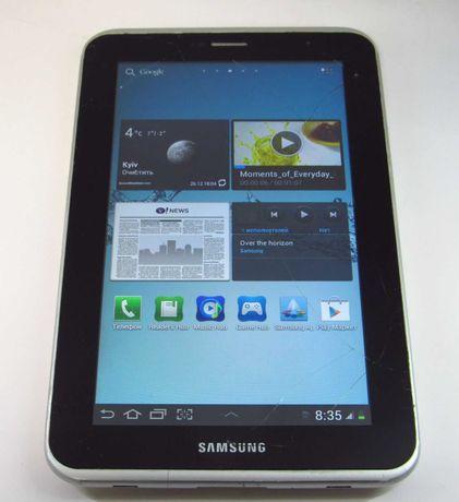 Samsung Galaxy Tab 2 7.0 WIFI + 3G 8GB White P3100