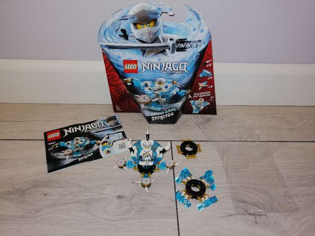 Lego Ninjago 70661 Spinjitzu Zane'a. OPIS.