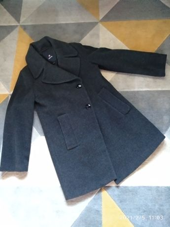 płaszcz jesienno -zimowy
