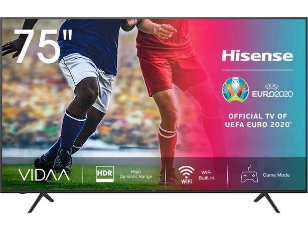TV HISENSE 75A7100F (LED -75'' - 189 cm -  4K Ultra HD - Smart TV