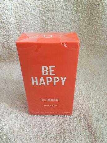 Woda toletowa Be Happy Feel Good