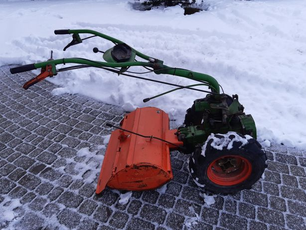 Glebogryzarka Agria 3400 bez silnika